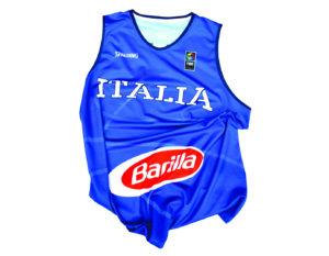 | Maglia Italia Basket